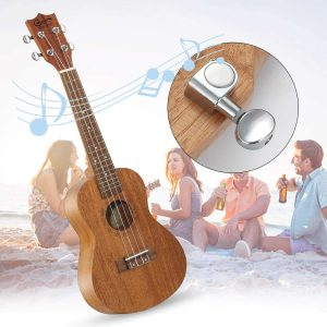Ukelele amazon, ukelele tenor, hricane