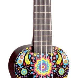Calavera, ukelele, ukulele, ukulele unico, ukelele divertido, ukelele calavaeras